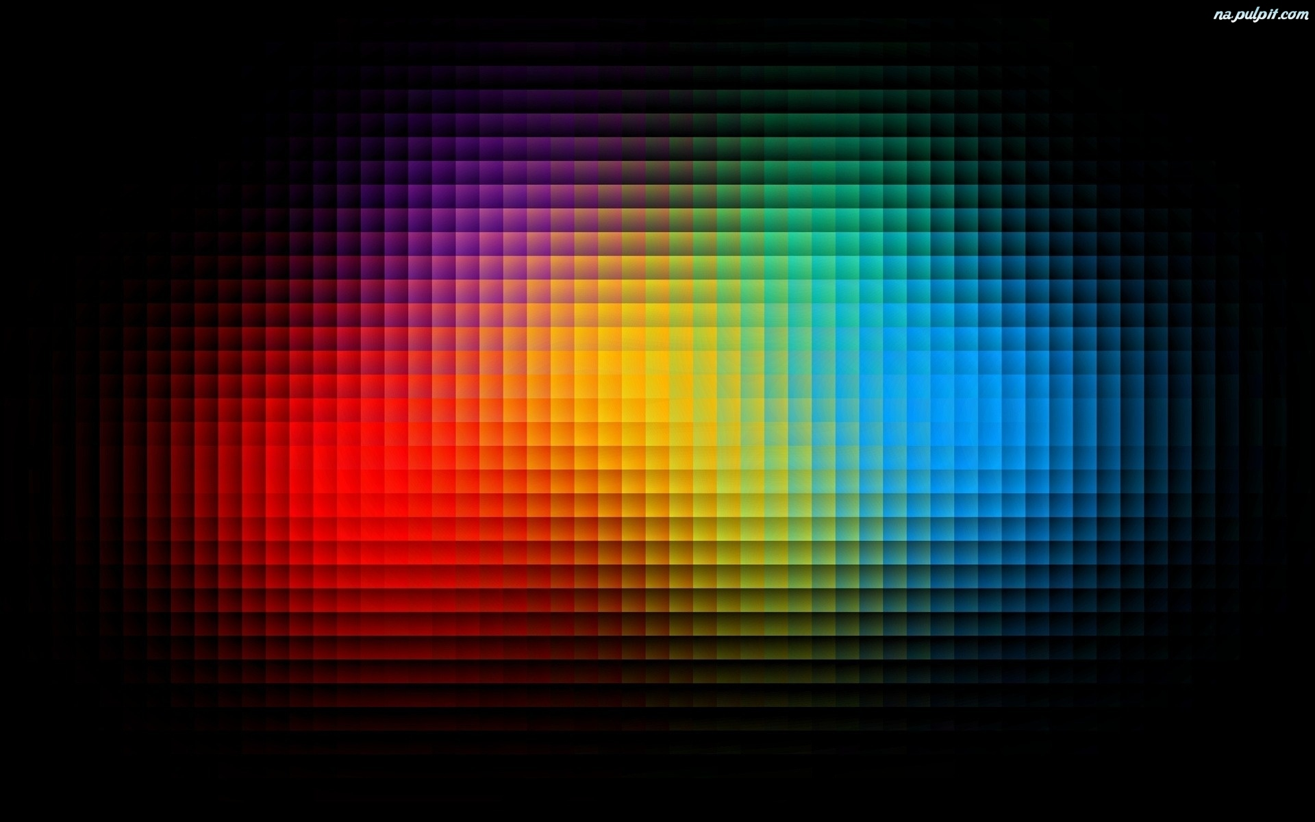 pixel rainbow wallpaper google - photo #18